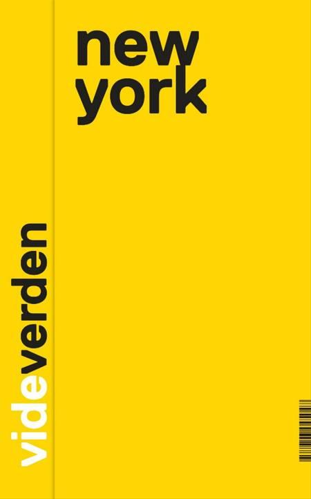 New York af Tore Rye Andersen, Niels Lillelund, Lars Movin og Anne Mette Lundtofte m.fl.