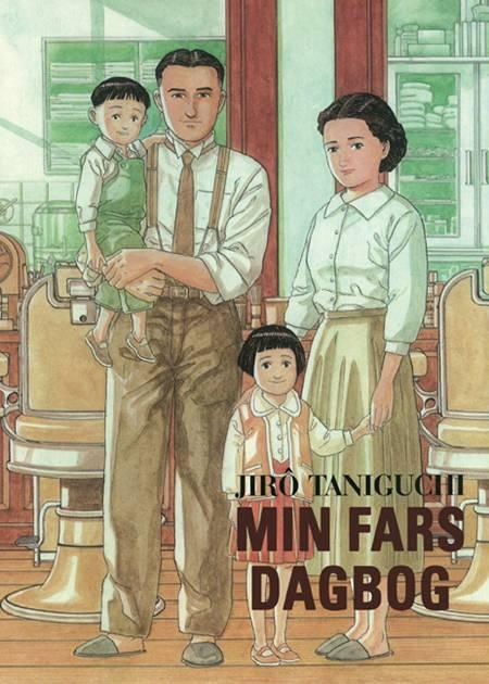 Min fars dagbog af Jiro Taniguchi