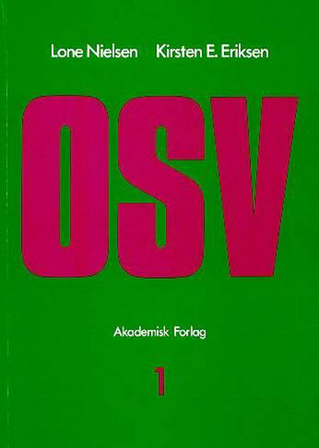 O.S.V. af Lone Nielsen og Kirsten Eriksen