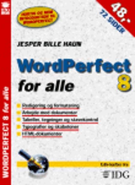 WordPerfect 8 for alle af Jesper Bille Haun