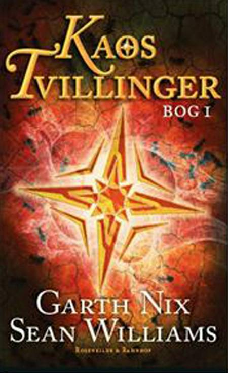 Kaostvillinger af Garth Nix og Sean Williams