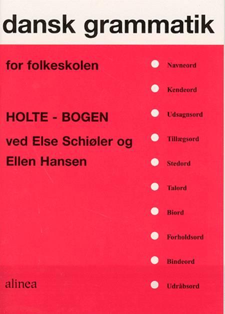 Dansk grammatik for folkeskolen af Else Schiøler
