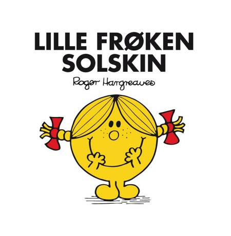 Lille Frøken Solskin af Roger Hargreaves