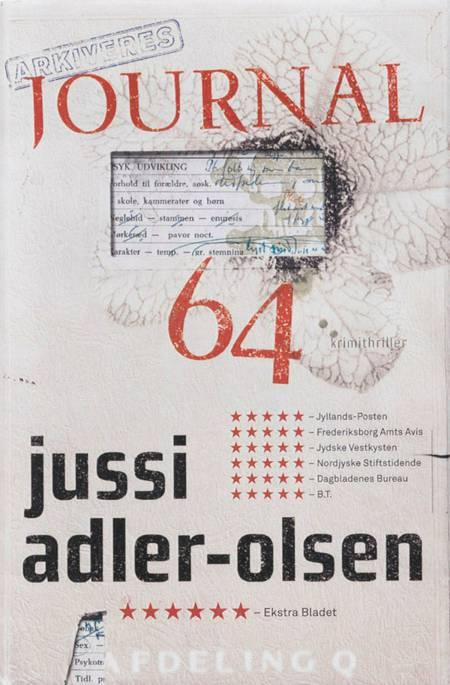Journal 64 af Jussi Adler-Olsen