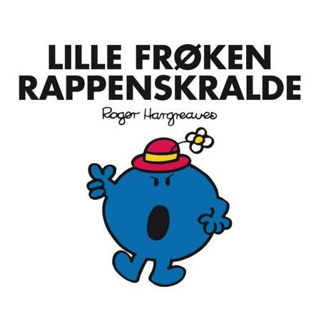 Lille Frøken Rappenskralde af Roger Hargreaves