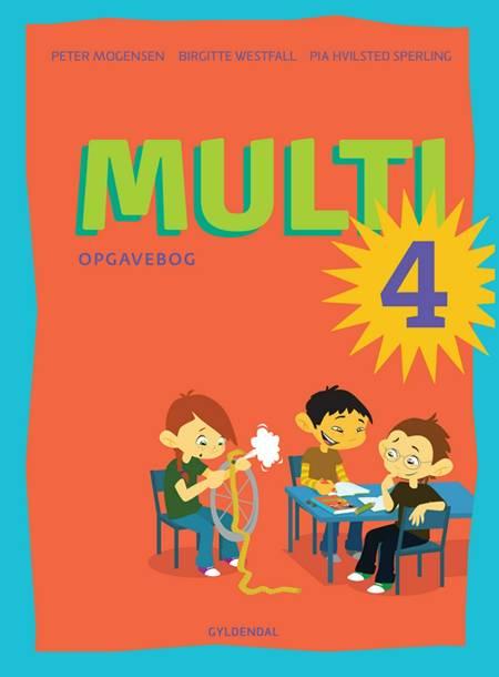 Multi 4 af Peter Mogensen, Birgitte Westfall og Pia Hvilsted Sperling