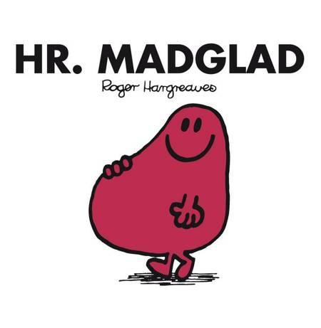 Hr. Madglad af Roger Hargreaves