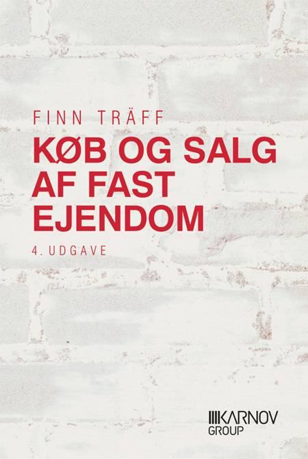 Køb og salg af fast ejendom af Finn Träff