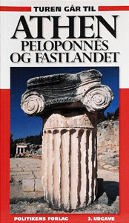 Turen går til Athen, Peloponnés og det græske fastland af Mette Viking