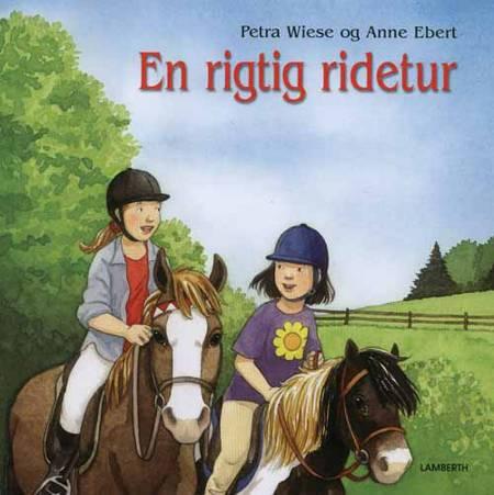 En rigtig ridetur af Petra Wiese