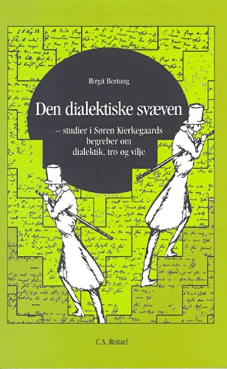 Den dialektiske svæven af Birgit Bertung