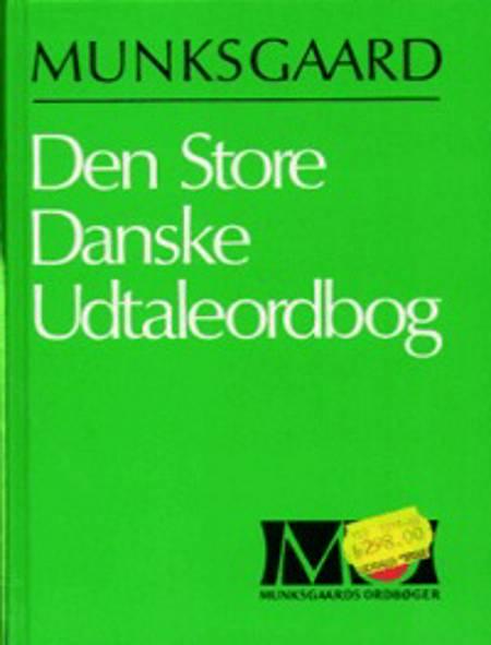 Den store danske udtaleordbog af Lars Brink