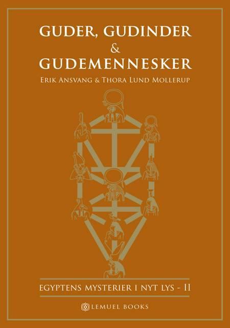 Guder, Gudinder & Gudemennesker af Thora Lund Mollerup og Erik Ansvang