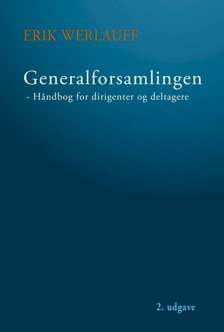 Generalforsamlingen af Erik Werlauff