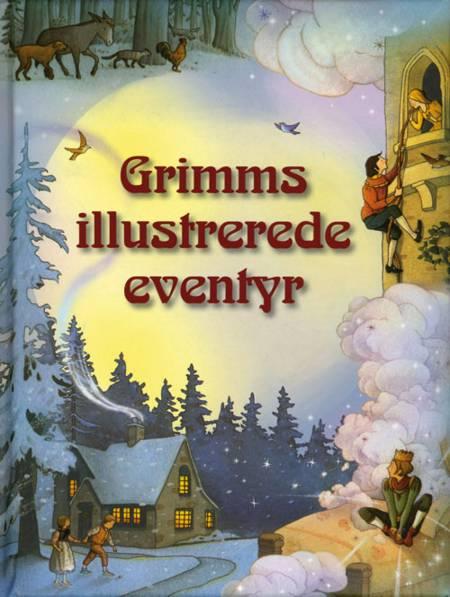 Grimms illustrerede eventyr af Gillian Doherty og Ruth Brocklehurst