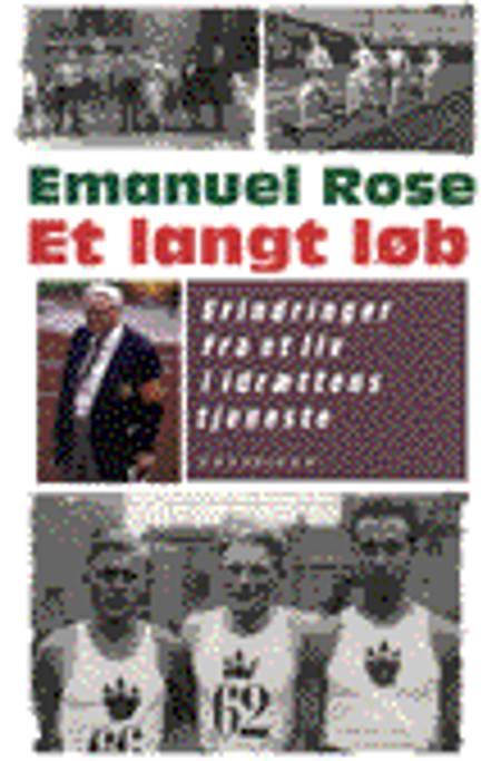Et langt løb af Emanuel Rose