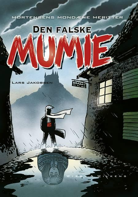 Den falske mumie af Lars Jakobsen
