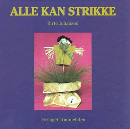 Alle kan strikke af Birte Johansen