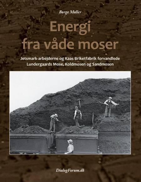 Energi fra våde moser af Børge Møller