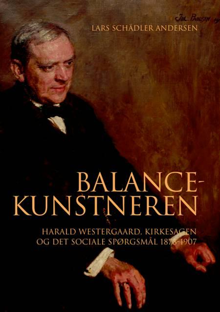 Balancekunstneren af Lars Schädler Andersen