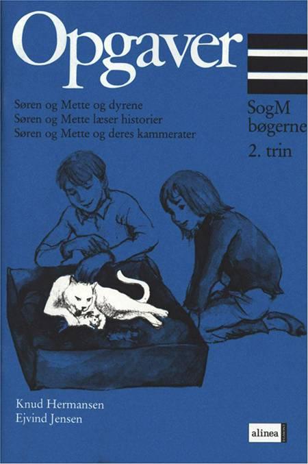 Opgaver S og M bøgerne af Knud Hermansen og Ejvind Jensen