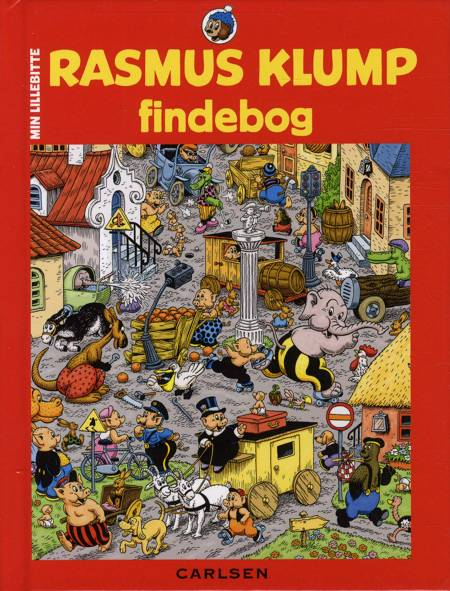 Min lillebitte Rasmus Klump findebog