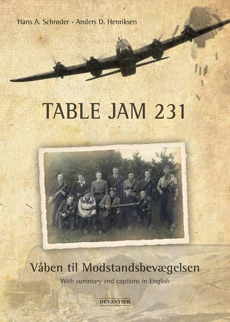 Table jam 231 af Anders D. Henriksen og Hans A. Schrøder