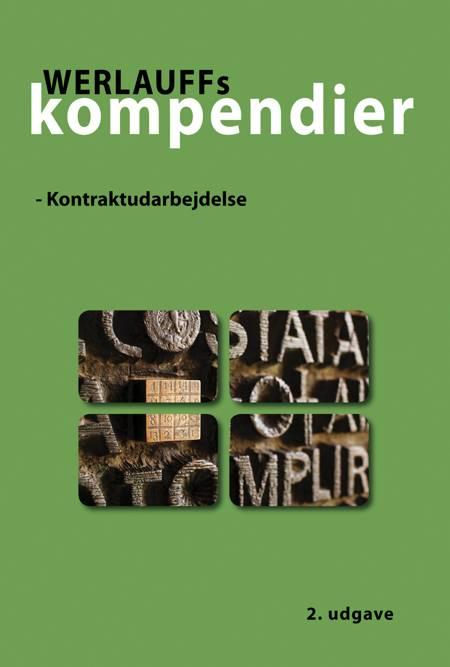 Kontraktudarbejdelse af Erik Werlauff