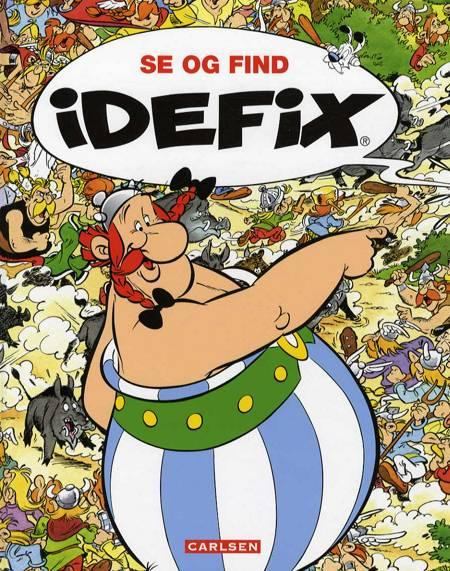 Se og find Idefix af Goscinny, Uderzo Goscinny og Uderzo