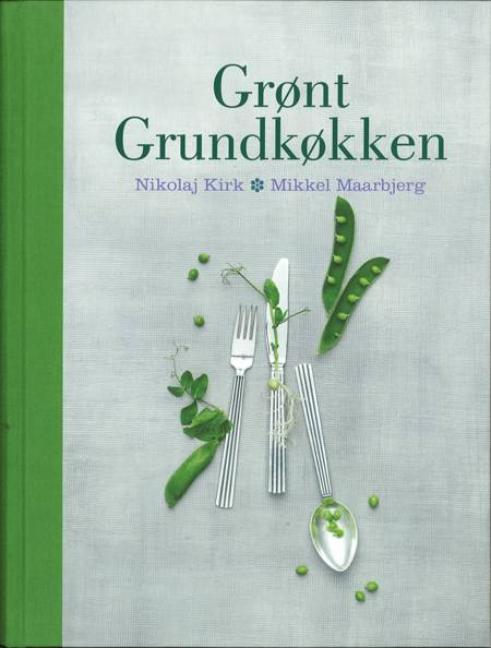 Grønt grundkøkken af Nikolaj Kirk og Mikkel Maarbjerg