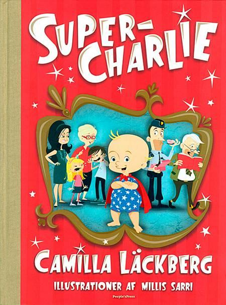 Super-Charlie af Camilla Läckberg