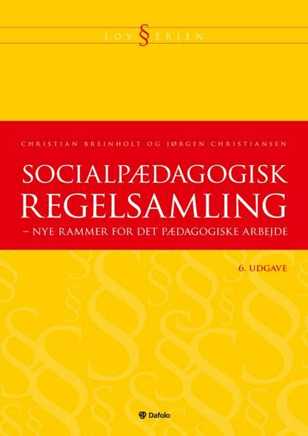 Socialpædagogisk regelsamling af Christian Breinholt og Jørgen Christiansen