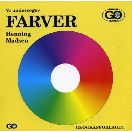 Vi undersøger farver af Henning Madsen
