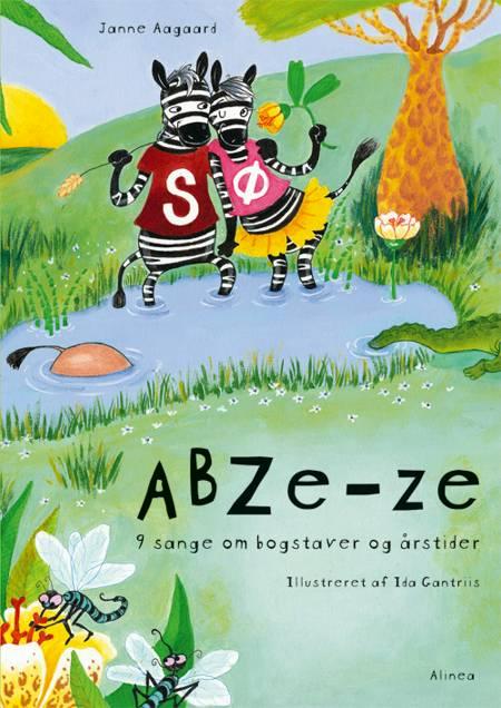ABZe-ze af Janne Aagaard