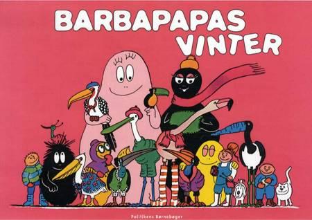 Barbapapas vinter af Talus Taylor og Annette Tison