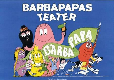 Barbapapas teater af Talus Taylor og Annette Tison