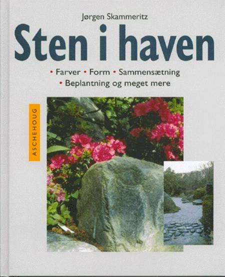 Sten i haven af Jørgen Skammeritz