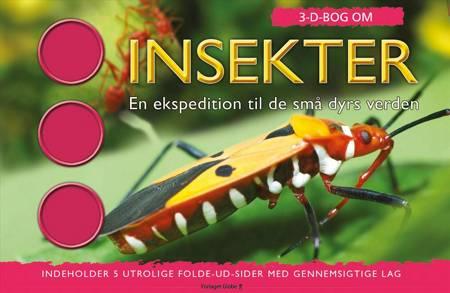 3-D Bog om Insekter af Jen Green