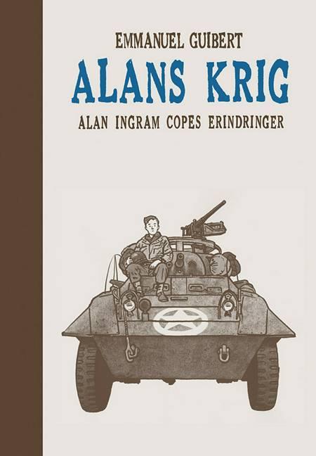 Alans krig af Emmanuel Guibert