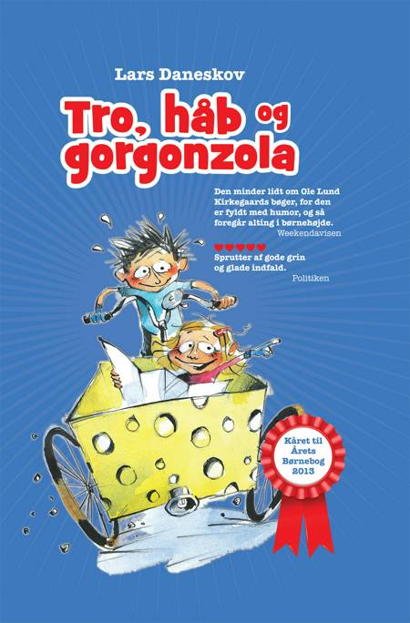 Tro, håb og gorgonzola af Lars Daneskov