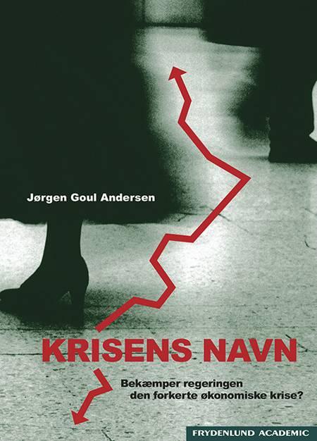 Krisens navn af Jørgen Goul Andersen