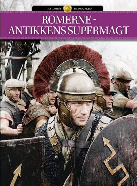 Romerne - Antikkens supermagt af Else Christensen, Jakob Moll og Hakon Mosbech
