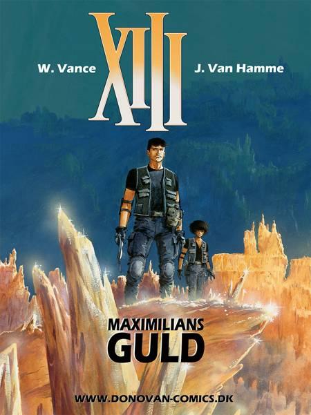 Maximilians guld af Jean van Hamme