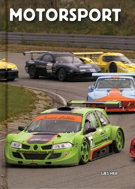 Motorsport af Ole Steen Hansen