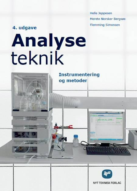 Analyseteknik af Flemming Simonsen, Merete Norsker Bergsøe, Helle Jeppesen og Merete Norsker Bergsøe og Flemming Simonsen