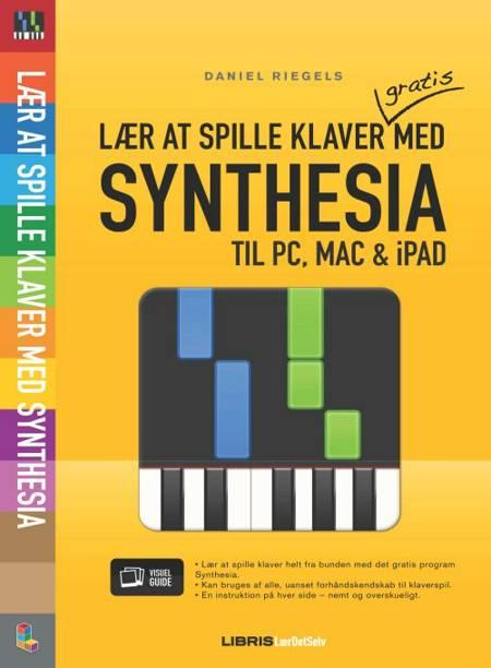 Lær at spille klaver med Synthesia af Daniel Riegels