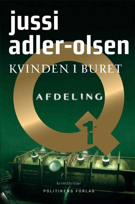 Kvinden i buret af Jussi Adler-Olsen