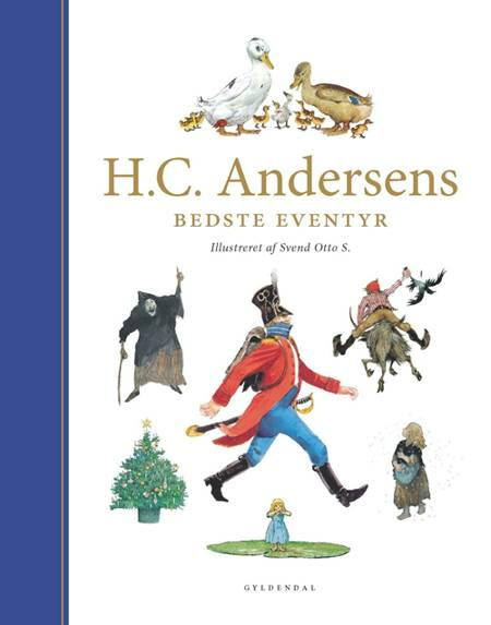 H.C. Andersens bedste eventyr af H.C. Andersen