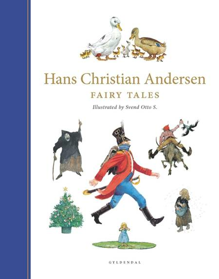 Fairy tales af Svend Otto S.