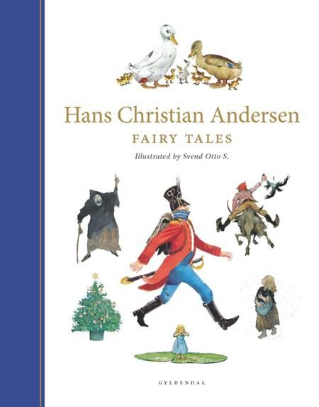 Fairy tales af H.C. Andersen og Svend Otto S.